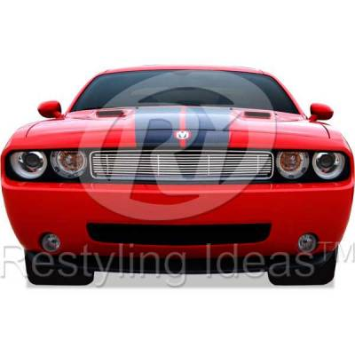 Restyling Ideas - Dodge Challenger Restyling Ideas Billet Grille - 72-SB-DOCHL09-T