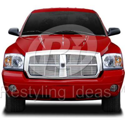Restyling Ideas - Dodge Dakota Restyling Ideas Grille Insert - 72-SB-DODAK05-T