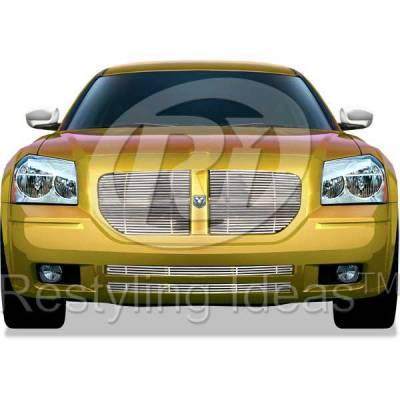 Restyling Ideas - Dodge Magnum Restyling Ideas Billet Grille - 72-SB-DOMAG05-TB