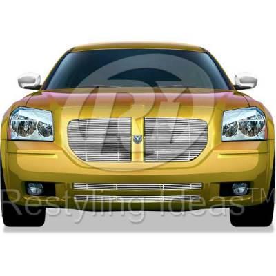 Restyling Ideas - Dodge Magnum Restyling Ideas Billet Grille - 72-SB-DOMAG05-TB-NC