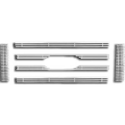 Restyling Ideas - Ford F150 Restyling Ideas Billet Grille - 72-SB-FOF1509-T6