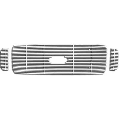 Restyling Ideas - Ford Superduty Restyling Ideas Grille Insert - 72-SB-FOF2599-T