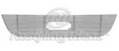 Restyling Ideas - Ford Freestyle Restyling Ideas Upper Grille -Stainless Steel Billet - 72-SB-FOFRE05-T-NC