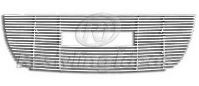 Restyling Ideas - GMC Yukon Restyling Ideas Upper Grille -Stainless Steel Chrome Plated Billet - 72-SB-GMYUK07-T