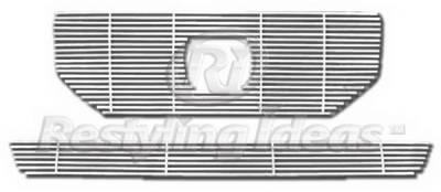 Restyling Ideas - Honda Pilot Restyling Ideas Grille Insert - 72-SB-HOPIL09-TB