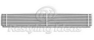 Restyling Ideas - Lexus GS Restyling Ideas Lower Grille - Stainless Steel Chrome Plated Billet - 72-SB-LEGS306-B