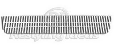 Restyling Ideas - Lincoln Navigator Restyling Ideas Lower Grille - Stainless Steel Chrome Plated Billet - 72-SB-LINAV03-B