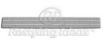 Restyling Ideas - Lincoln Navigator Restyling Ideas Bumper Insert Grille - 72-SB-LINAV05-B