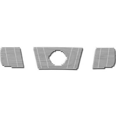 Restyling Ideas - Nissan Titan Restyling Ideas Billet Grille - 72-SB-NITIT04-T