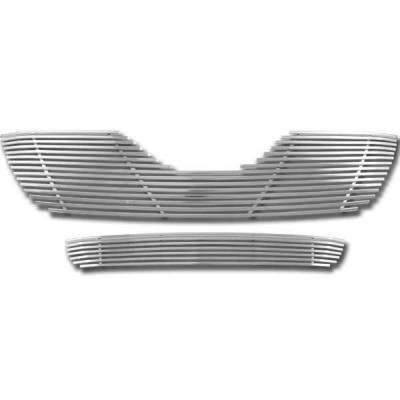 Restyling Ideas - Toyota Camry Restyling Ideas Billet Grille - 72-SB-TOCAM07-TB