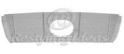 Restyling Ideas - Toyota Sequoia Restyling Ideas Upper Grille -Stainless Steel Chrome Plated Billet - 72-SB-TOSEQ08-T