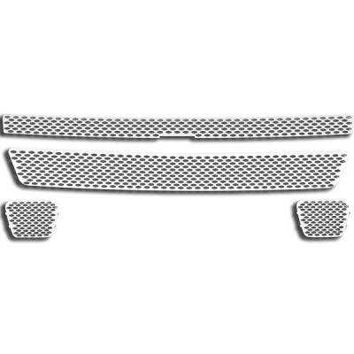 Restyling Ideas - Chevrolet Silverado Restyling Ideas Grille Insert - 72-SD-CHSIL07HDO