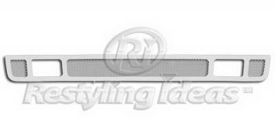 Restyling Ideas - Chevrolet Silverado Restyling Ideas Grille Insert - 72-SM703-CHSIL07B