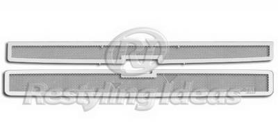 Restyling Ideas - Chevrolet Silverado Restyling Ideas Grille Insert - 72-SM703-CHSIL07HD