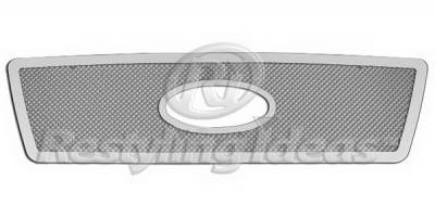 Restyling Ideas - Ford F150 Restyling Ideas Grille Insert - 72-SM703-FOF1504T