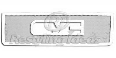 Restyling Ideas - GMC Sierra Restyling Ideas Grille Insert - 72-SM703-GMSIE07T