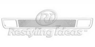 Restyling Ideas - GMC Yukon Restyling Ideas Grille Insert - 72-SM703-GMYUK07B