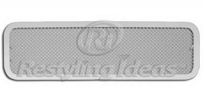 Restyling Ideas - Nissan Armada Restyling Ideas Bumper Insert Grille - 72-SM703-NITIT04B