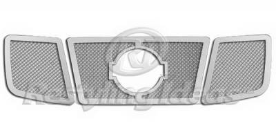 Restyling Ideas - Nissan Armada Restyling Ideas Grille Insert - 72-SM703-NITIT04T