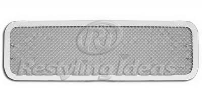 Restyling Ideas - Nissan Armada Restyling Ideas Bumper Insert Grille - 72-SM703-NITIT08B