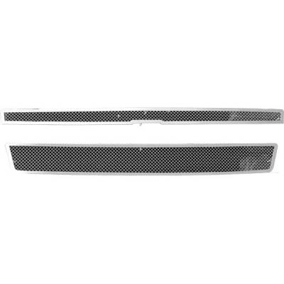 Restyling Ideas - Chevrolet Tahoe Restyling Ideas Knitted Mesh Grille - 72-SM-CHTAH07-T