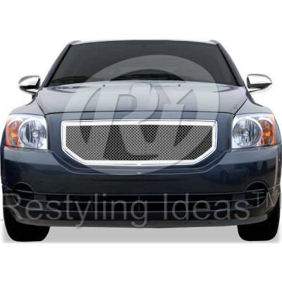 Restyling Ideas - Dodge Caliber Restyling Ideas Knitted Mesh Grille - 72-SM-DOCAL06-T