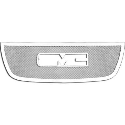 Restyling Ideas - GMC Yukon Restyling Ideas Knitted Mesh Grille - 72-SM-GMYUK07-T