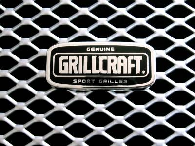 Grillcraft - BMW 3 Series 2DR Grillcraft MX Series Upper Grille - BMW-3020-S