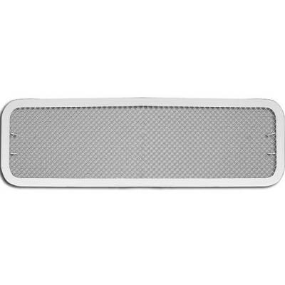 Restyling Ideas - Nissan Titan Restyling Ideas Knitted Mesh Grille - 72-SM-NITIT08-B