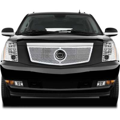 Restyling Ideas - Cadillac Escalade Restyling Ideas Grille Insert - 72-SS-CAES07ME