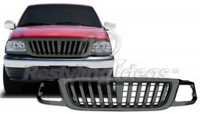 Restyling Ideas - Ford F150 Restyling Ideas Grille - 72-TPF-F1599RA