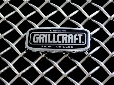 Grillcraft - Dodge Ram Grillcraft SW Series Upper Grille - DOD-1010-SW