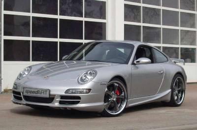 SpeedArt - Porsche 997 SAR AeroKit