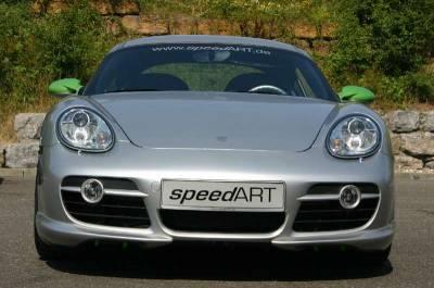 SpeedArt - SRS Front Lip Spoiler Attachment
