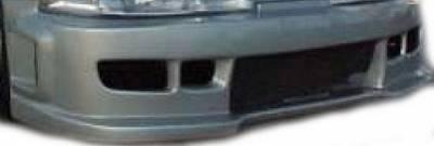 Sense - Acura Integra Sense Black Widow Front Bumper - BW-11F