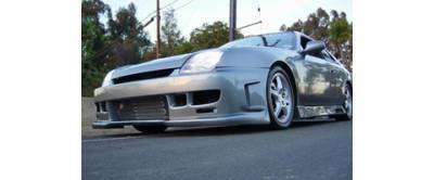 Sense - Honda Prelude Sense Black Widow Style Full Body Kit - BW-51K