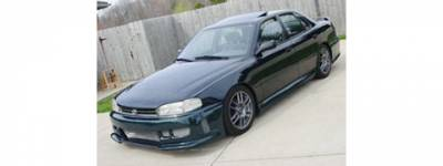 Sense - Toyota Camry Sense Black Widow Style Full Body Kit - BW-98K