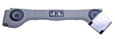 Omix - Rugged Ridge Sound Bar - 2 Speaker - 13001-15
