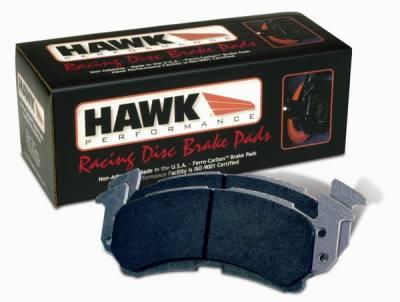 Hawk - Volkswagen Jetta Hawk HP Plus Brake Pads - HB364N587