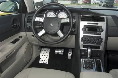 Putco - Chrysler 300 Putco Street Design Liquid Pedal Foot Rest - 931014