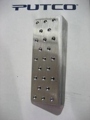 Putco - Cadillac CTS Putco Street Design Liquid Pedal Foot Rest - 931034