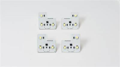 Putco - GMC Sierra Putco Premium LED Dome Lights - 980023
