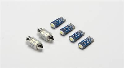 Putco - Nissan Murano Putco Premium LED Dome Lights - 980451