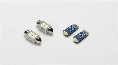 Putco - Nissan Rogue Putco Premium LED Dome Lights - 980453
