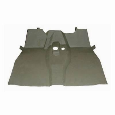 Omix - Omix Floor Pan - Steel - Front - 12007-03