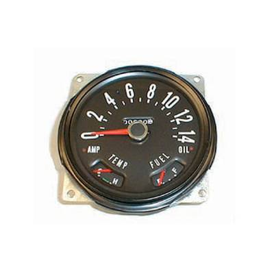 Omix - Omix Speedometer Assembly - KPH - 17205-02