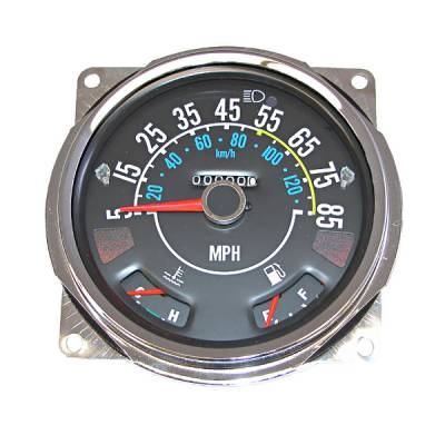 Omix - Omix Speedometer Assembly - 5-85 MPH - 17206-05