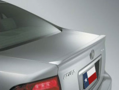 DAR Spoilers - Acura TL DAR Spoilers OEM Look Trunk Lip Wing w/o Light ABS-501