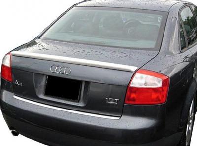 DAR Spoilers - Audi A4 DAR Spoilers Custom Trunk Lip Wing w/o Light ABS-540