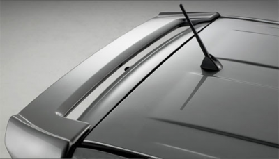 DAR Spoilers - Scion XB DAR Spoilers OEM Look Roof Wing w/o Light ABS-708
